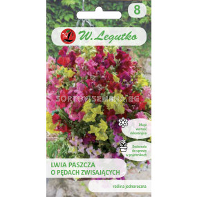 Семена Кученца каскадни микс / Antirrhinum majus pendula /LG 1 оп