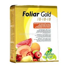 Фолиар Голд - Foliar Gold 18-18-18