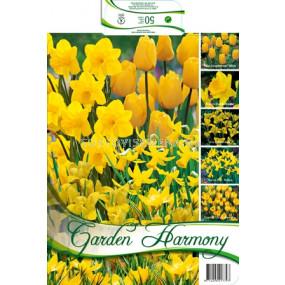 """Подаръчна чанта """"Yellow Garden"""""""