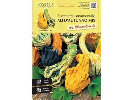 Декоративни тиквички микс (Ali d`autunno mix)