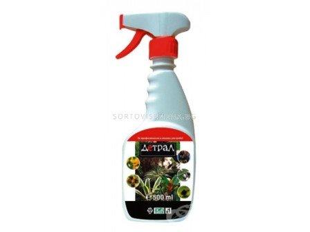 Детрал спрей за цветя - Detral - flower spray