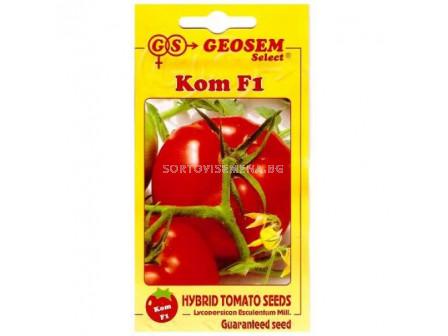 Семена Домати Ком F1 - Tomato Kom F1