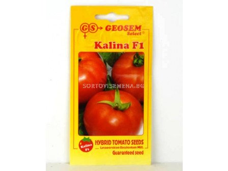 Домати Калина F1 - Tomato Kalina F1