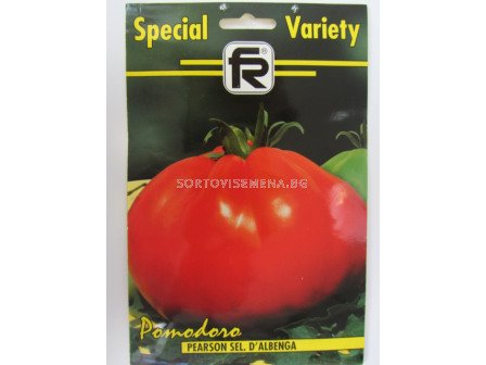 Семена Домати Сърцето на Албенга - специална селекция - Tomato Sarceto na Albenga - special selection