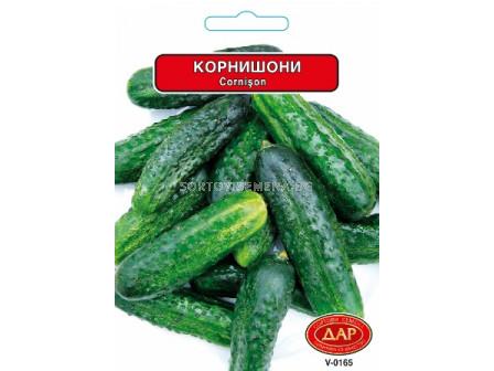 Сорт корнишони Левина. Аграра ООД. Сортови семена Варна.