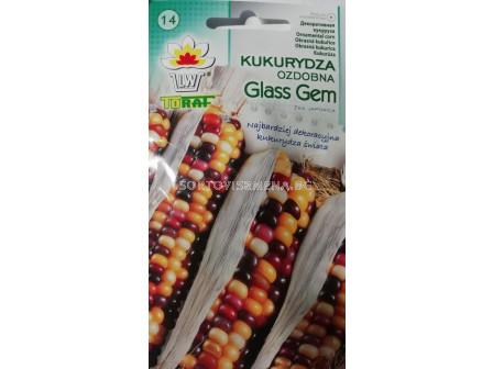 Декоративна царевица GLASS GEM