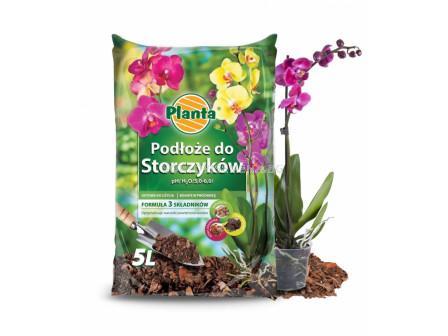 Торф за орхидеи Planta - peat for orchids Planta