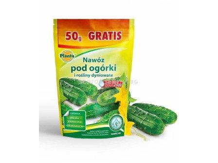 Водоразтворим тор за краставици и тиквички Planta