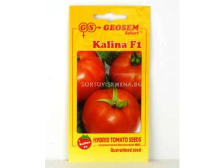 Семена Домати Калина F1 - Tomato Kalina F1
