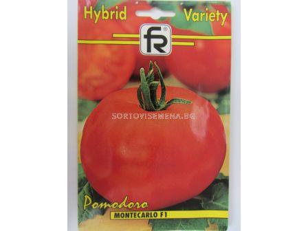 Семена домати Монтекарло F1