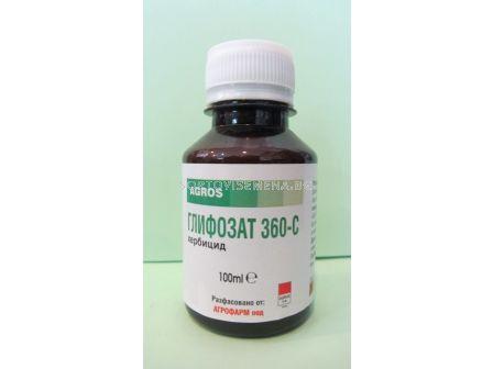 Глифозат 360 С - Glyphosate 360 C