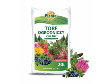 Торф за кисели почви Planta