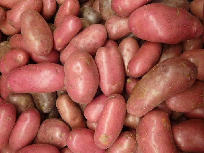 Червените картофи са изключително полезни