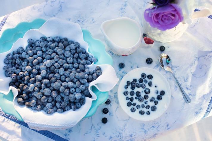 Боровинката – полезна и вкусна