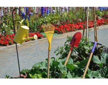 Помощниците на градинаря