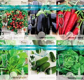 Seklos - семена за зеленчуци и цветя